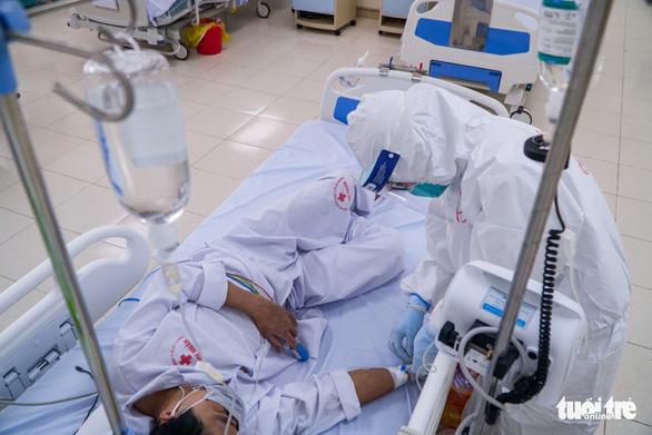 Bệnh nhân 88 tuổi ở Bắc Giang là ca tử vong thứ 55 vì COVID-19 - Ảnh 1.