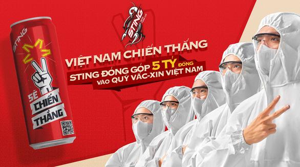 Sting - Sẽ chiến thắng đóng góp 5 tỷ cùng Việt Nam chung tay phòng chống COVID-19 - Ảnh 1.