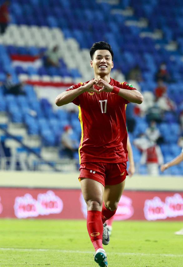 Ủy ban quản lý vốn nhà nước thưởng đội tuyển Việt Nam 1 tỉ đồng - Ảnh 1.