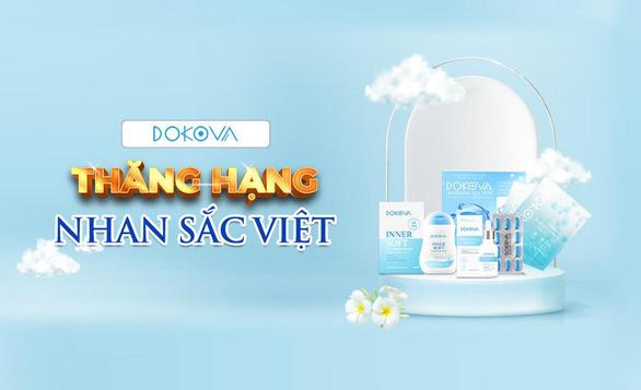 Dokova - Thương hiệu mỹ phẩm xanh chinh phục hàng triệu trái tim Việt - Ảnh 1.