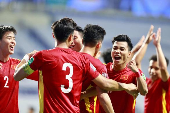 Thủ tướng Phạm Minh Chính: Đội tuyển Việt Nam mang lại niềm vui, tự hào cho Tổ quốc - Ảnh 1.