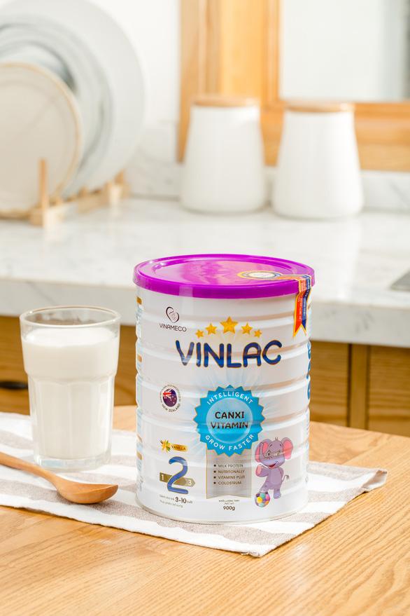 Vinlac - dinh dưỡng nội địa chất lượng quốc tế - Ảnh 2.