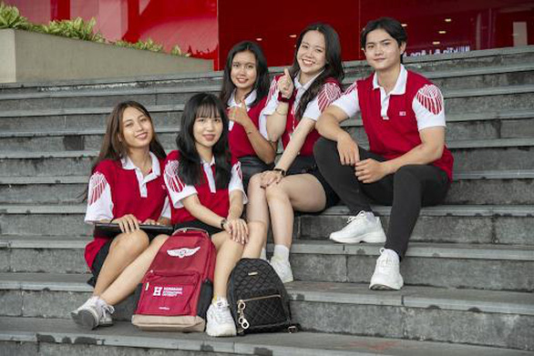 ĐHQT Hồng Bàng quyết tâm dẫn đầu trên đường đua thay đổi hình thể - Ảnh 3.