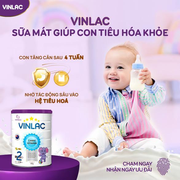Vinlac - dinh dưỡng nội địa chất lượng quốc tế - Ảnh 3.