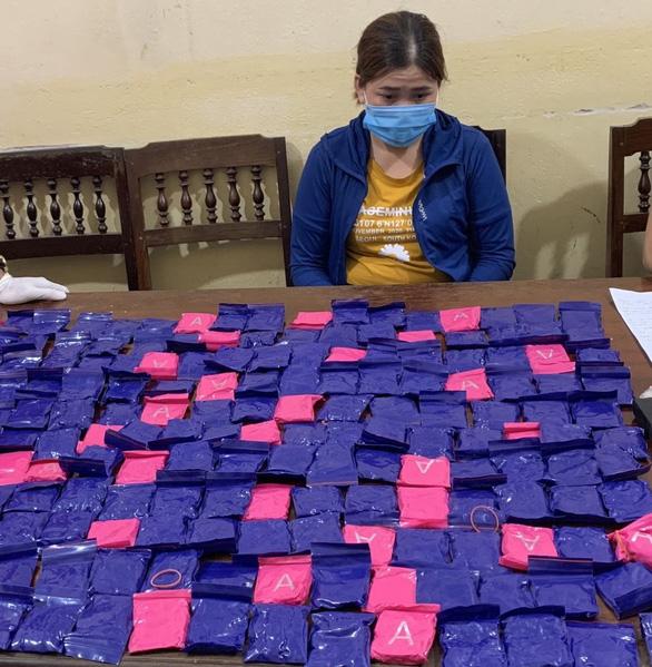 Chặt đường dây ma túy tổng hợp từ Lào về Thanh Hóa - Ảnh 1.