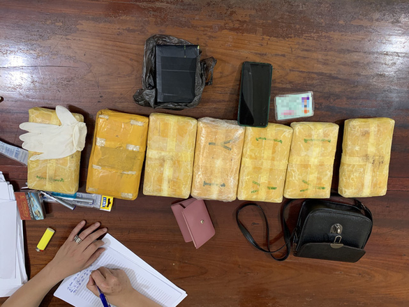 Chặt đường dây ma túy tổng hợp từ Lào về Thanh Hóa - Ảnh 3.