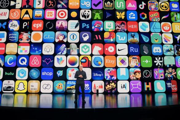 Apple công bố iOS 15, macOS 12 Monterey, tiếp tục làm khó quảng cáo online - Ảnh 1.