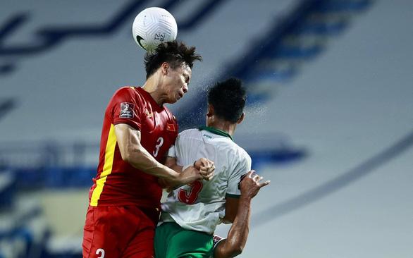 Tuyển Việt Nam thắng Indonesia 4-0: Chưa hoàn hảo! - Ảnh 1.