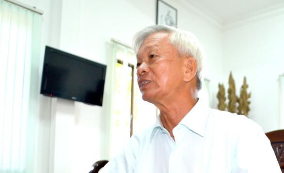 Ông Nguyễn Chiến Thắng bị khởi tố vì giao 'đất vàng' Trường Chính trị Khánh Hòa - Ảnh 1.