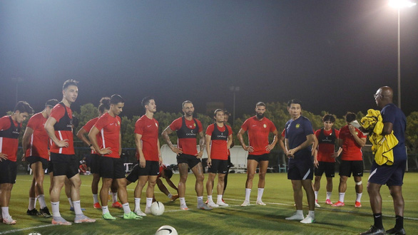 HLV và cầu thủ Malaysia nói biết rất rõ tuyển Việt Nam và sẽ thắng - Ảnh 1.