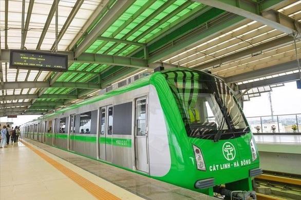 Bộ Giao thông vận tải kiến nghị chấp thuận kết quả nghiệm thu đường sắt Cát Linh - Hà Đông - Ảnh 1.