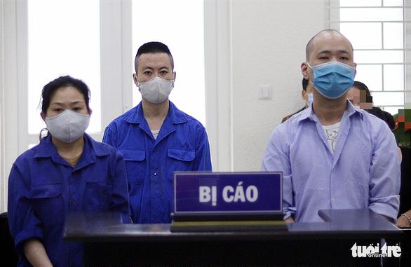 Ba người lãnh án chung thân vì mua bán, vận chuyển gần 2kg ma túy - Ảnh 1.