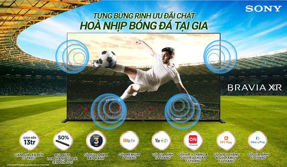 Sony Việt Nam ra mắt chương trình khuyến mãi hấp dẫn - Ảnh 1.