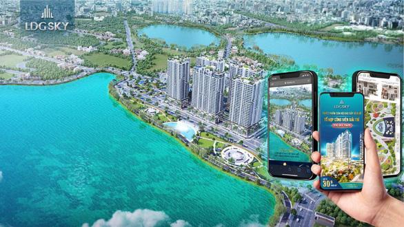Đất Xanh Miền Nam triển khai giải pháp trực tuyến chọn BĐS tại nhà - Ảnh 2.