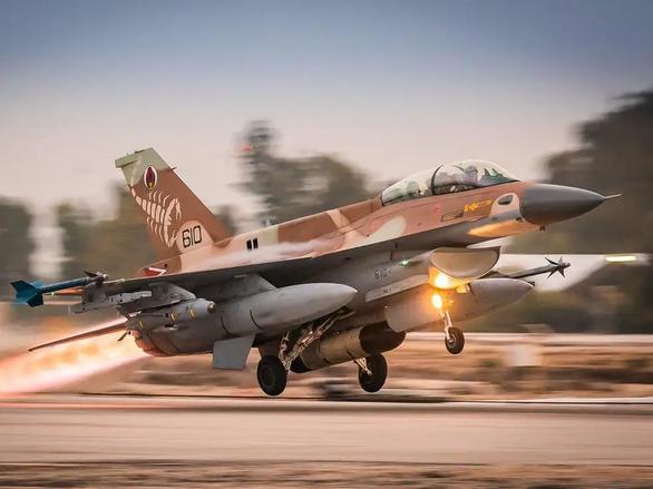 Syria bắn hạ loạt tên lửa Israel dồn dập bay tới thủ đô Damascus - Ảnh 1.