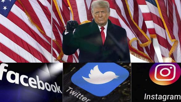 Ông Trump chúc mừng Nigeria, kêu gọi thêm nhiều nước cấm Twitter - Ảnh 1.
