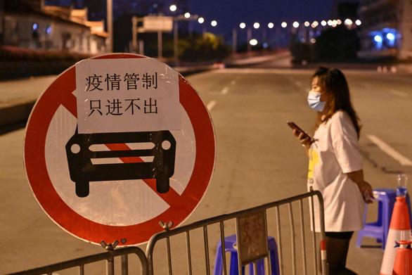Ca xét nghiệm 12 lần mới dương tính tại Quảng Đông, Trung Quốc - Ảnh 1.