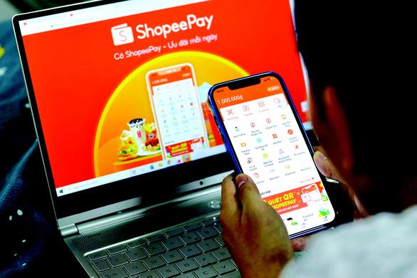 Ví AirPay đổi tên thành ShopeePay: Gia tăng nhận diện thương hiệu - Ảnh 1.