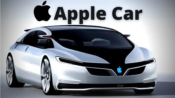 Apple bắt tay công ty Trung Quốc xây nhà máy pin cho xe điện - Ảnh 1.
