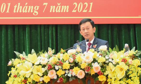 Bí thư Tỉnh ủy Kon Tum Dương Văn Trang được bầu làm chủ tịch HĐND tỉnh - Ảnh 1.