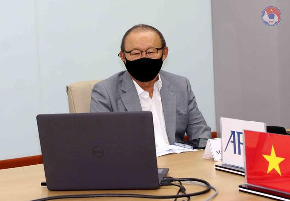 HLV Park Hang Seo: 'Việt Nam sẽ chuẩn bị vòng loại World Cup với trái tim khiêm nhường' - Ảnh 1.