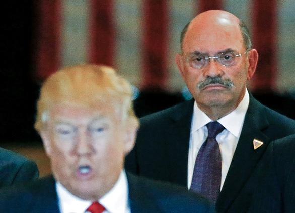 Giám đốc tài chính của Trump Organization trình diện trước các công tố viên - Ảnh 1.