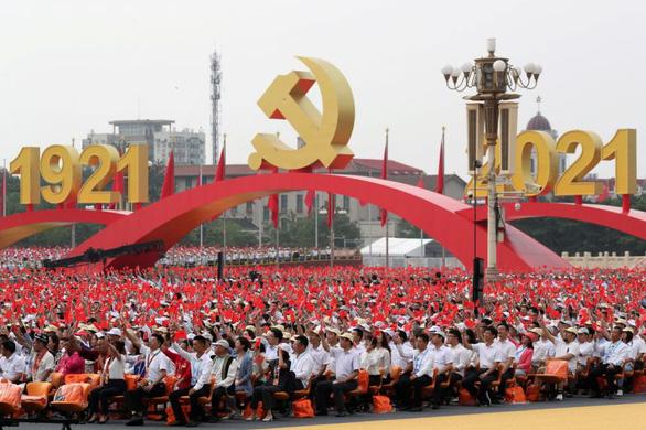 Trung Quốc kỷ niệm 100 năm thành lập Đảng Cộng sản - Ảnh 2.