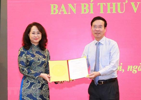 Bí thư Tỉnh ủy Lạng Sơn làm phó chánh Văn phòng Trung ương Đảng - Ảnh 1.