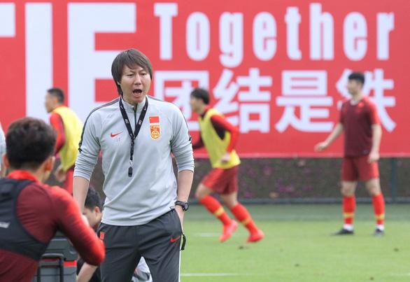 Báo Trung Quốc: Trung Quốc có thể kiếm được 17-18 điểm để nhì bảng B - Ảnh 1.