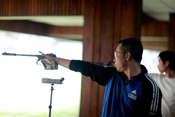 Xạ thủ Hoàng Xuân Vinh tham dự Olympic Tokyo 2021 - Ảnh 1.
