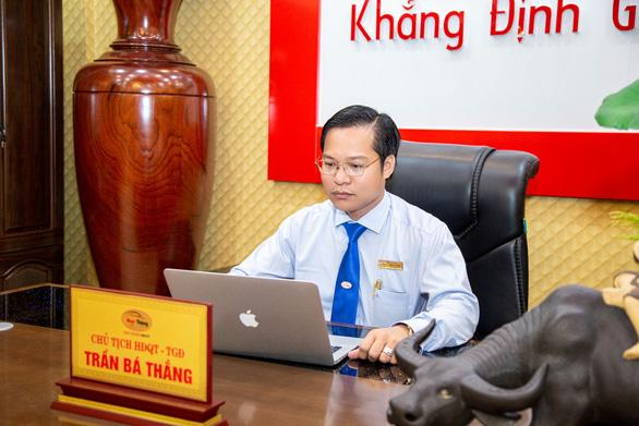 Nam Thắng Group dần định vị được thương hiệu - Ảnh 1.