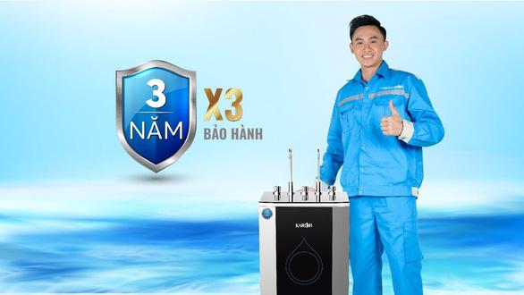 Máy lọc nước Việt chinh phục hơn 35 quốc gia trên thế giới - Ảnh 3.