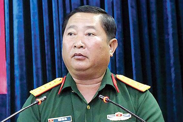 Cách chức phó tư lệnh Quân khu 9 với thiếu tướng Trần Văn Tài - Ảnh 1.