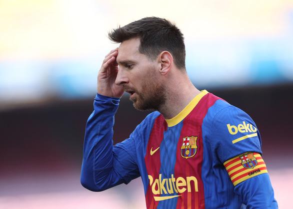 Messi đã chính thức trở thành cầu thủ tự do - Ảnh 1.
