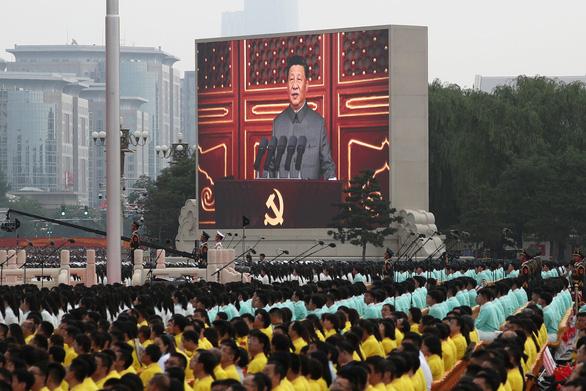 Trung Quốc kỷ niệm 100 năm thành lập Đảng Cộng sản - Ảnh 1.