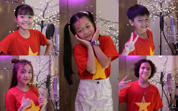Thu Quỳnh trong Hương vị tình thân gây ức chế, Dương Khắc Linh viết nhạc cổ vũ trẻ em thời dịch - Ảnh 4.