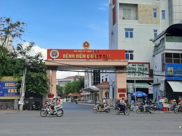 Phong tỏa chợ đầu mối Tân An ở Cần Thơ - Ảnh 1.