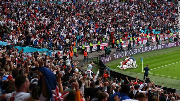 UEFA trúng độc đắc khi Anh vào chung kết Euro 2020 - Ảnh 1.