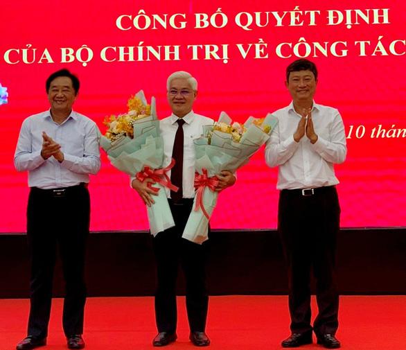 Ông Nguyễn Văn Lợi làm bí thư Tỉnh ủy Bình Dương - Ảnh 2.