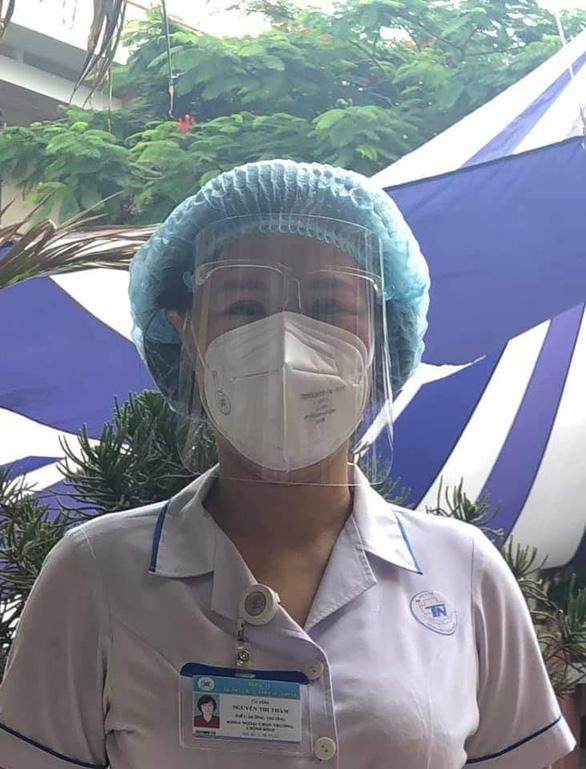 Thư gửi con của nữ điều dưỡng Bệnh viện Thống Nhất - Ảnh 1.