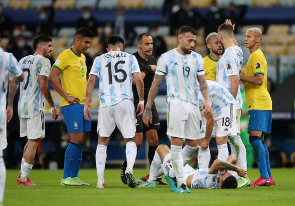 Thật buồn khi phải xem trận bóng đá như chung kết Copa America 2021! - Ảnh 1.