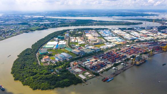 Thiết lập phong tỏa Khu chế xuất Tân Thuận; PouYuen 30.000 công nhân nghỉ việc tránh dịch - Ảnh 1.