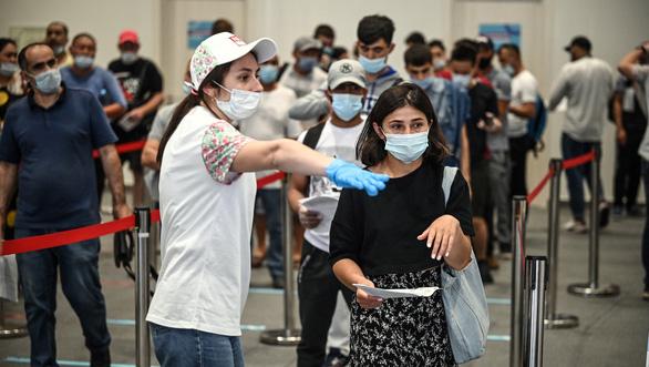 Nga: ngày chết chóc với 752 ca tử vong, số ca nhiễm cao thứ 5 thế giới - Ảnh 1.