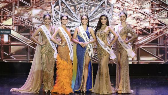 Thái Lan: 13 thí sinh thi hoa hậu mắc COVID-19 - Ảnh 1.
