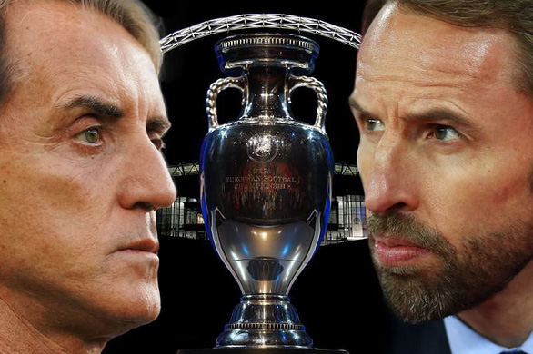 Các chuyên gia châu Âu dự đoán Ý thắng Anh 2-1 - Ảnh 1.