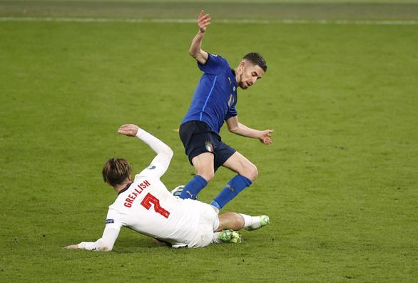 Đánh bại Anh trên chấm luân lưu, Ý vô địch Euro 2020 - Ảnh 4.
