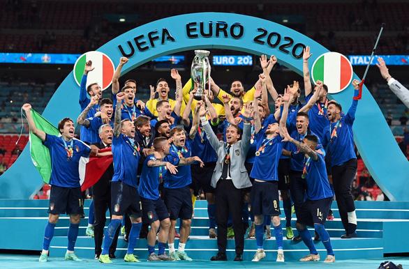 Đánh bại Anh trên chấm luân lưu, Ý vô địch Euro 2020 - Ảnh 1.