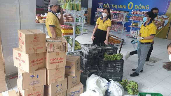 Tặng 5.500 phiếu mua hàng siêu thị 0 đồng cho sinh viên ở TP.HCM - Ảnh 1.