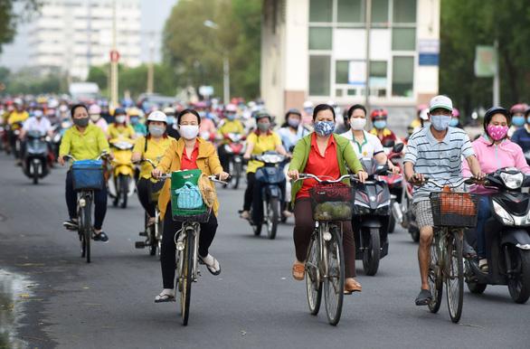 TP.HCM: Khu chế xuất Tân Thuận có 275 ca dương tính - Ảnh 1.