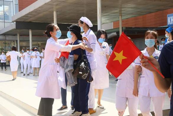 39 y bác sĩ ở Quảng Nam tăng cường hỗ trợ TP.HCM chống dịch - Ảnh 2.